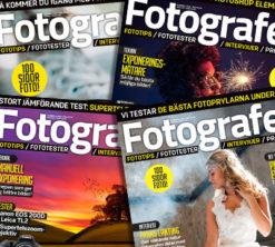 Fotografen Prenumeration