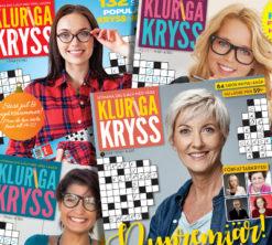 Kluriga Kryss Prenumeration