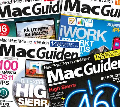 MacGuiden Prenumeration