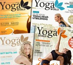 Yoga World Prenumeration