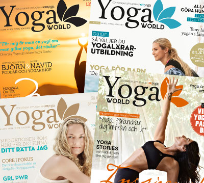Yoga World