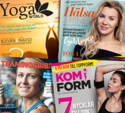 Hälsa och yoga