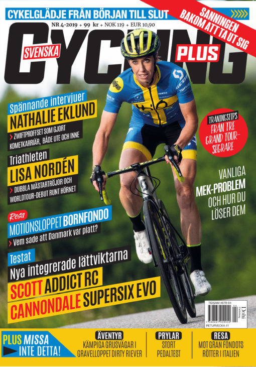 Cyclingplus 4-2019