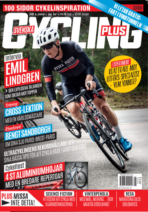 Cyclingplus 5-2019